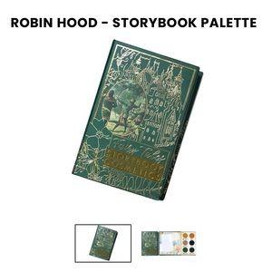 Storybook cosmetics fairy tale Robin Hood palette